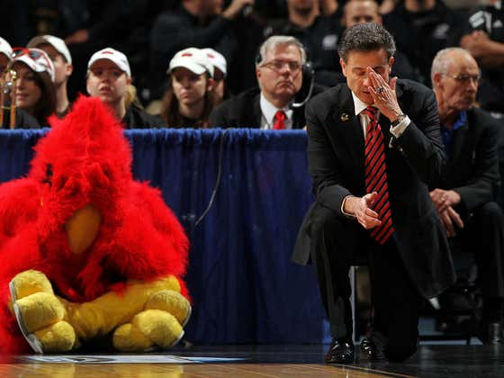 Of All The Insane Shit Rick Pitino Has Done, What Do You Think The Biggest Regret Is?