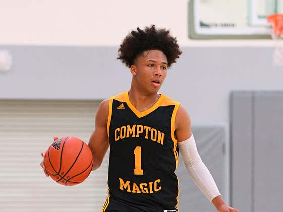 Mikey Williams, No.1 Hoops Recruit In The Country, Says He Would Never Let Coach K Buy Him A Car And Hints At Making History By Committing To An HBCU