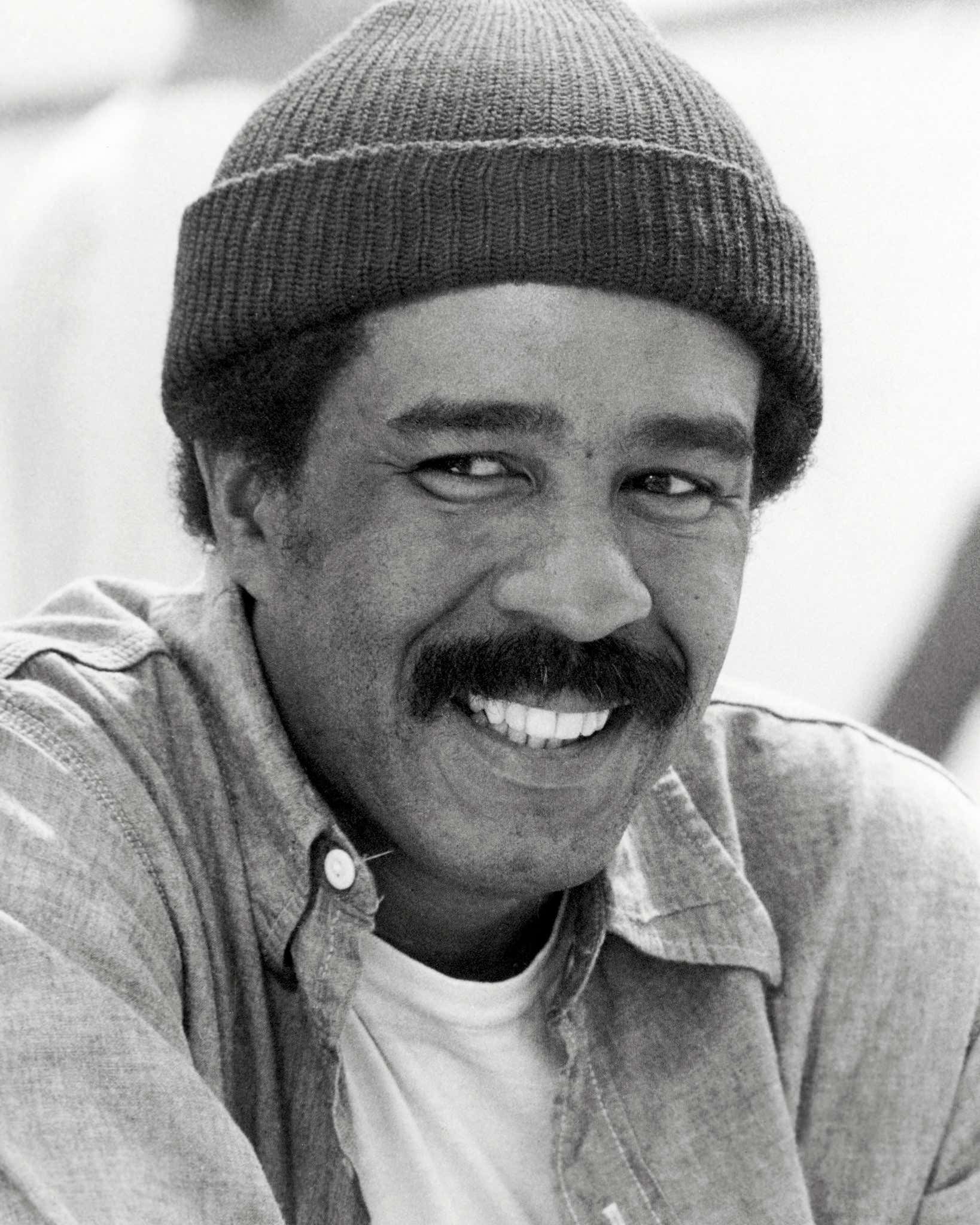 American actor and comedian Richard Pryor (1940 - 2005) as Harry Monroe in 'Stir Crazy', directed by Sidney Poitier, 1980. (Photo by Silver Screen Collection/Getty Images)