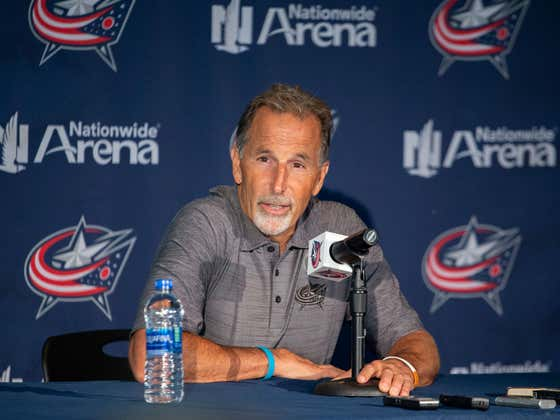 I Double Dog Dare Any Of These Reporters To Take More Than 5 Seconds To Ask John Tortorella A Question