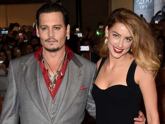 So Johnny Depp Can Write Her Name In Urine On The Carpet, But Amber Heard Can't Poop In The Bed?