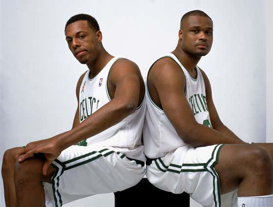 Hearing Antoine Walker Talk About Paul Pierce Fills My Heart With Joy