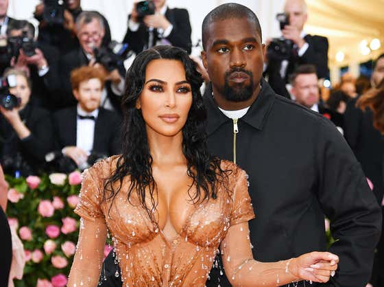 True Love Is Dead: Kim And Kanye Are Allegedly Getting A Divorce