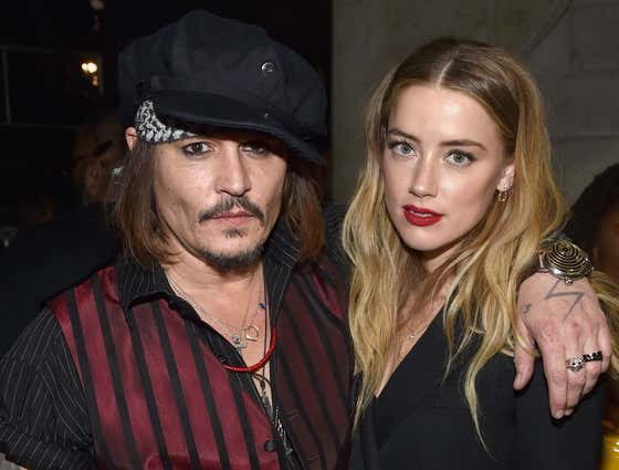 Amber Heard Accused Johnny Depp Of Almost Throwing Her Sister Down The Stairs AND Actually Pushing Kate Moss Down The Stairs