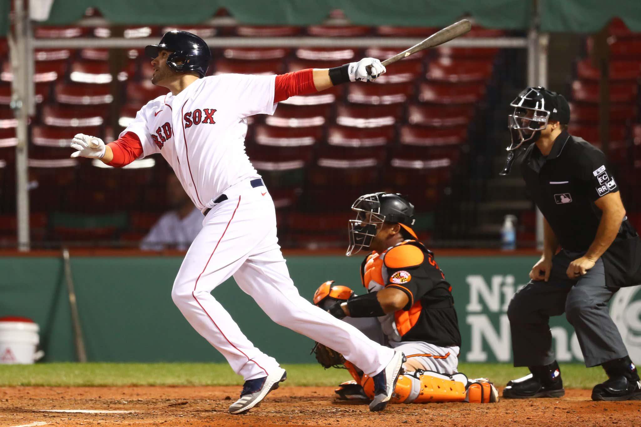 Baltimore Orioles v. Boston Red Sox