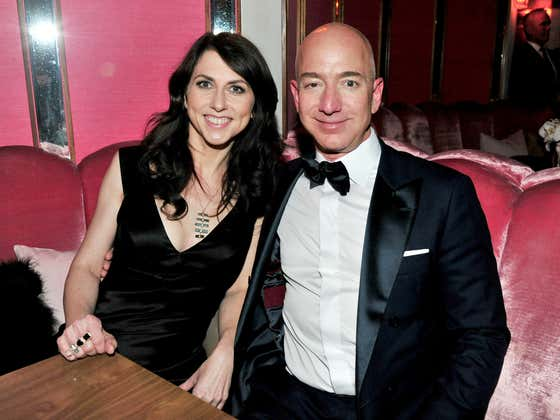 McKenzie Bezos Is Wasting NO Time Giving Away Her Money- Donates $1.7 BILLION To Charity