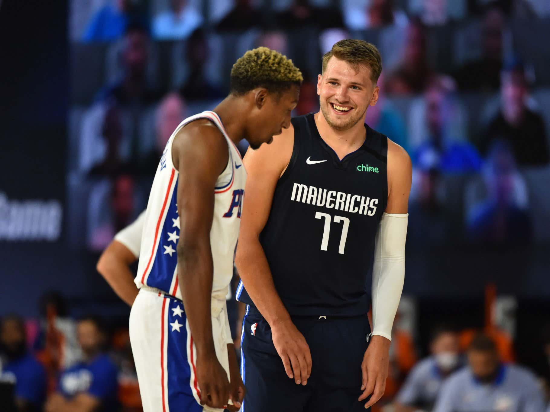 contendientes de la NBA