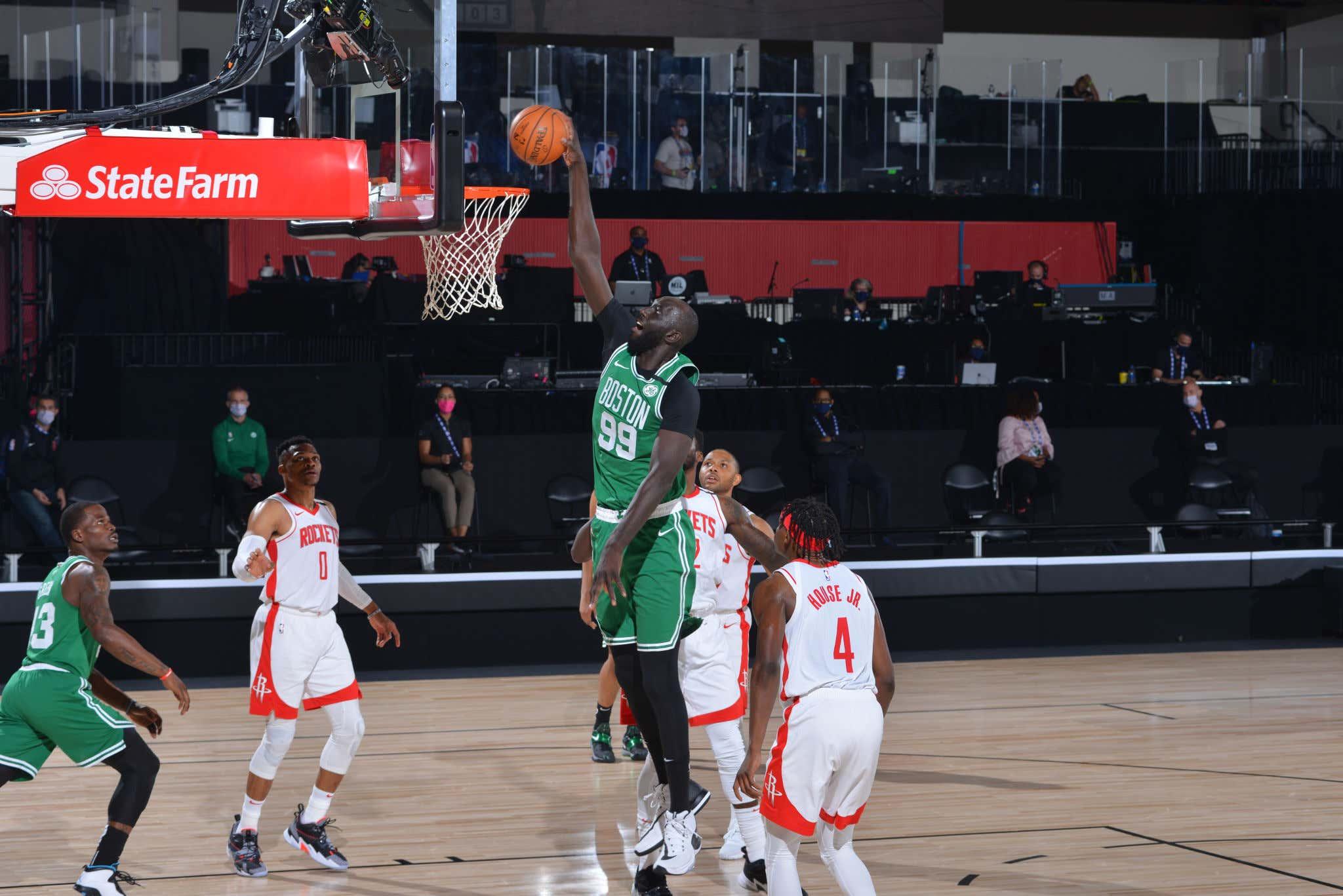 Boston Celtics v Houston Rocekts