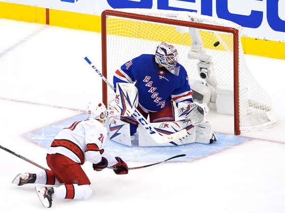 The NY Rangers Bubble Bursts