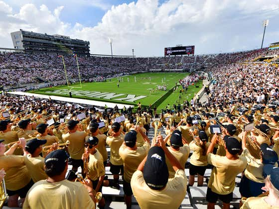 UCF's Football Stadium Is Now Actually Called the Bounce House