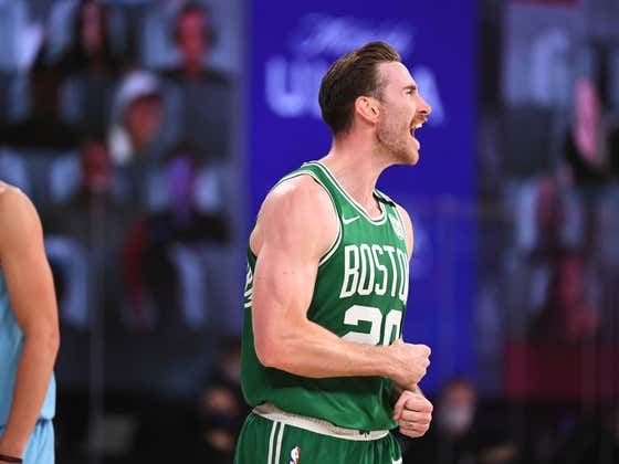 The Celtics Cared More About Bitching Than Playing Hard Against The Heat