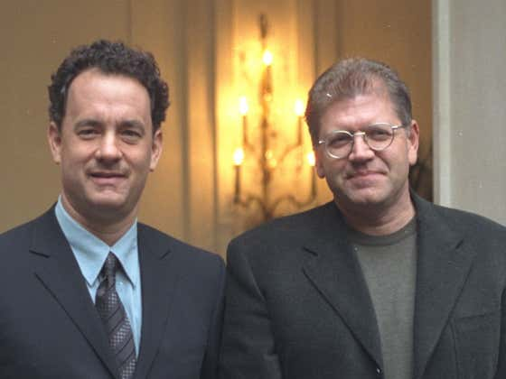 Tom Hanks and Robert Zemeckis Are Reuniting The Dream Team