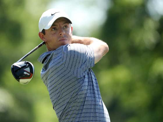 """""""Hard To Knock A Guy That's Got 21 Wins, Which Is Three Times What Brooks Has""""-Rory On Brooks Koepka's Comments About DJ"""