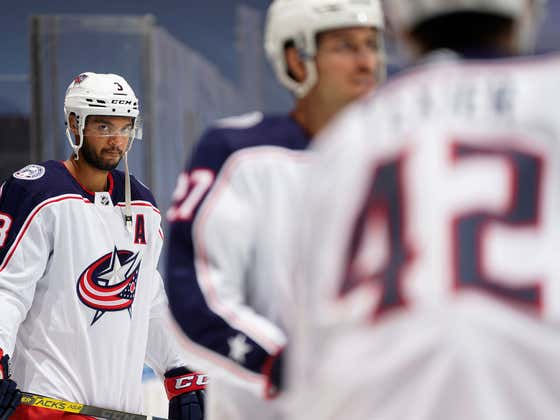 The Reports Have Been Confirmed, Seth Jones Is A Complete And Total Machine