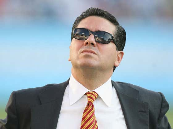 """ESPN Will Be Airing Interviews With 4 Women Who Say Dan Snyder """"deserves much of the blame"""" For The Front Office Sexual Harassment Culture In Washington"""