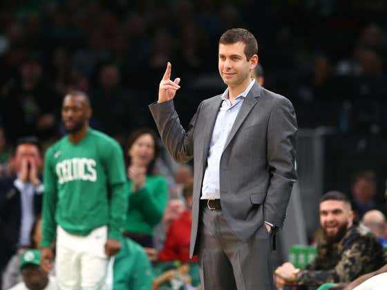 Brad Stevens Makes It Very Clear He Is Not Quitting His Job To Go Coach At Indiana