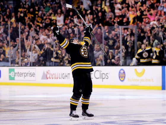 Start Your Week Off With Torey Krug's Best Goals From Last Season