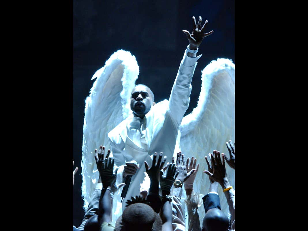 """Kanye Is Everybody's Idiot Friend. Wants To Invent A """"Christian Version of TicTok- JesusTok"""""""
