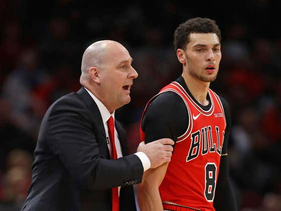 Found Our Next RnR Main Event: People Within The Bulls Thought Zach LaVine And Jim Boylen Were Going To Physically Fight