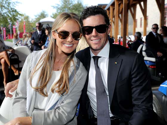Rory McIlroy's Wife Erica Is Due 'Any Day Now' With The Couple's First Child