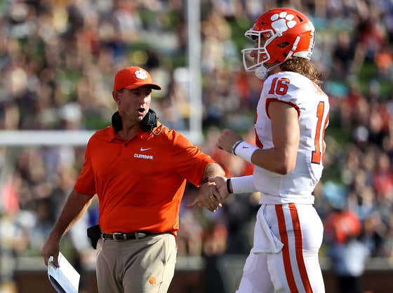 Former Jets GM Mike Tannenbaum Says Dabo Swinney Could Team Up With Trevor Lawrence in Jacksonville