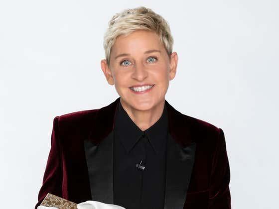 In A Gigantic Fuck You To Everyone, ABC Renews Ellen For An 18th Season