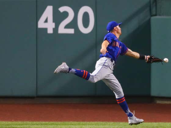The Eyes Don't Lie: Brandon Nimmo Statistically Rates As The Worst Centerfielder In Baseball