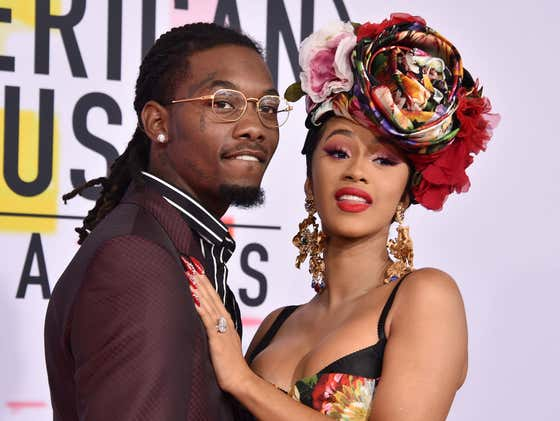 True Love Is Dead! Cardi B Officially Files For Divorce From Offset