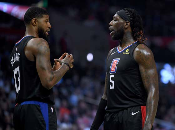 According To Chris Broussard's Sources The Clippers Role Players Thought They Were Just As Good As Paul George And Didn't Like Him Getting Special Treatment