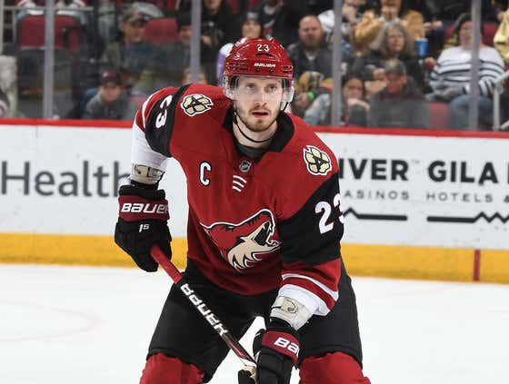 Oliver Ekman-Larsson Has Reportedly Given The Coyotes A Friday Deadline To Deal Him To Either Boston Or Vancouver Or Else He Stays In Arizona