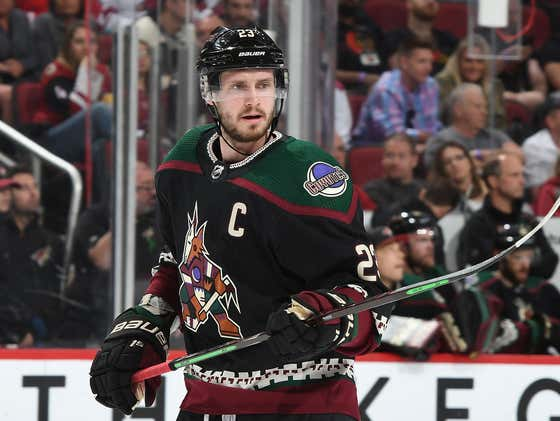The Bruins Have Reportedly Kicked Tires On Oliver Ekman-Larsson
