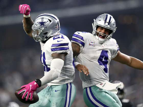 SUNDAY Update: Haters Guide To Cowboys vs Browns: Expect A Track Meet