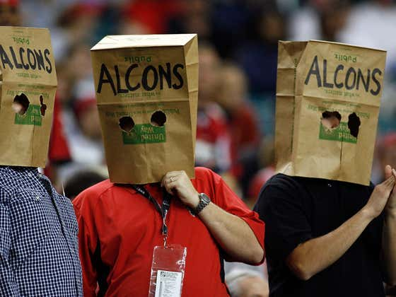 Have You Or A Loved One Been Affected By Betting On The Atlanta Falcons?