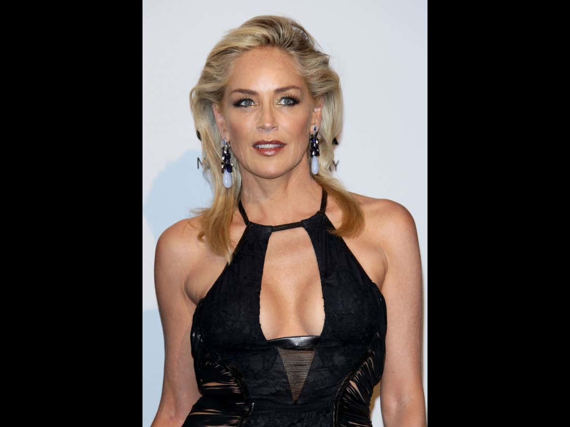 "Sharon Stone Says Robert DeNiro Was The Best ""Kisser"" She Ever Had. *Wink Wink*"