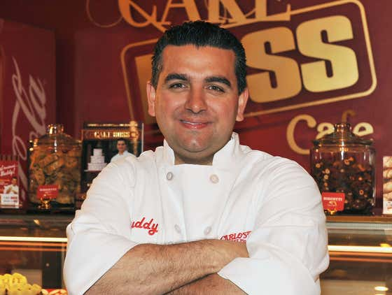 TLC's 'Cake Boss' Got His Hand Absolutely MANGLED In His Home Bowling Alley