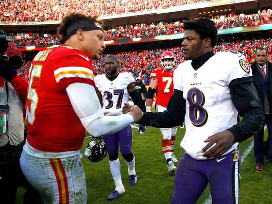 "Ravens-Chiefs ""Tonight Baltimore Sends A Message"" MNF Live Blog"