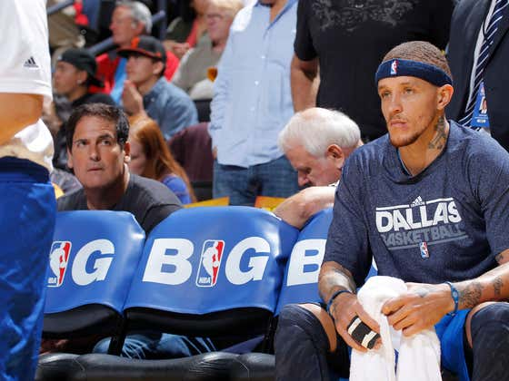 There's More Good News on Delonte West