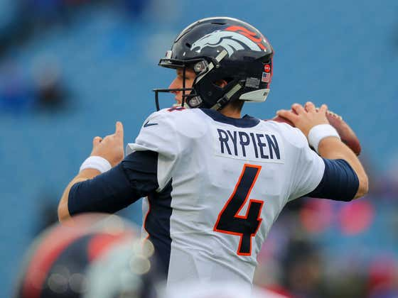 Let's Go Brett Rypien!!!!