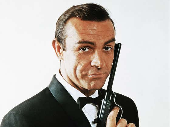 The Legendary Sean Connery Has Passed Away At 90