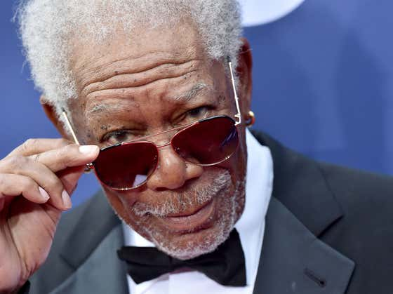 Morgan Freeman Narrating The Intro 21 Savage's New Album Is Absolutely Fantastic