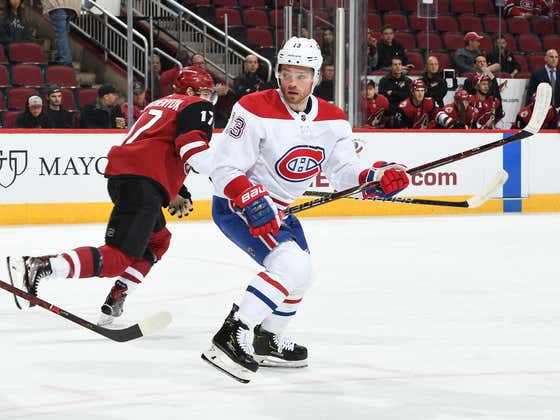 Just Two Years Later And The Max Domi For Alex Galchenyuk Trade Is Already Over