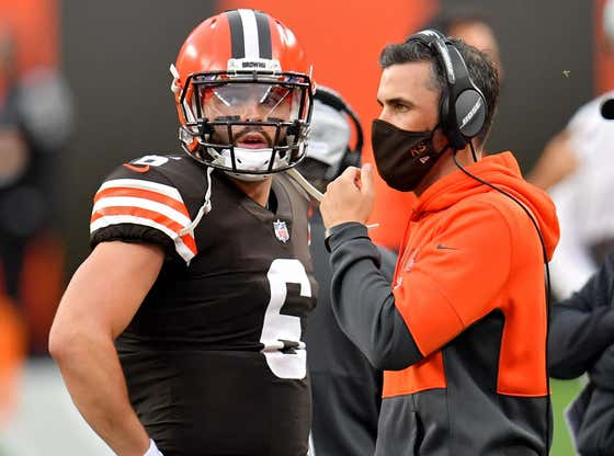 Baker Mayfield Makes History: Tied With Big Ben For Most Wins Ever At Browns Stadium