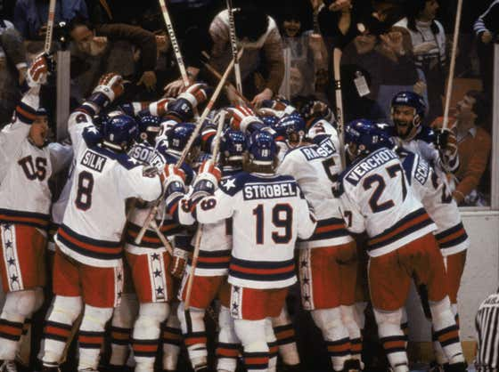 "Start Monday With The Herb Brooks Speech On The 41st Anniversary Of The ""Miracle On Ice"""