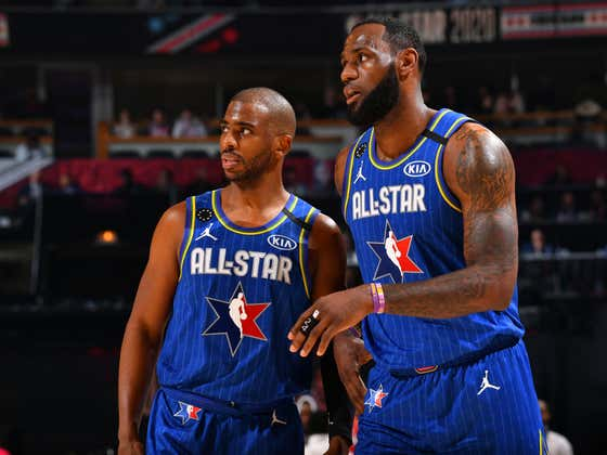 Let The Chris Paul To The Lakers Speculation Begin!