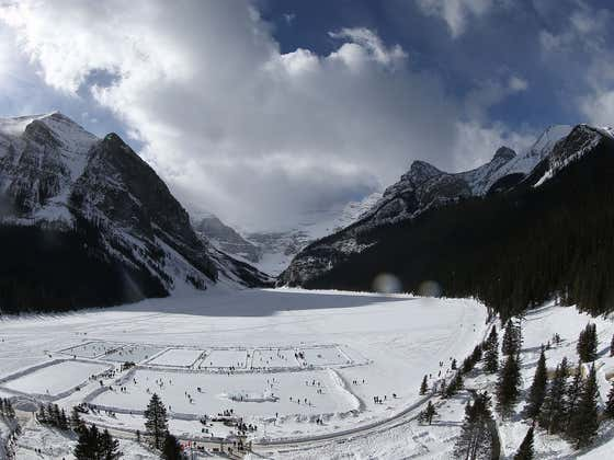 I Think I Have Found The New Location For The Next Barstool Pond Hockey Tournament