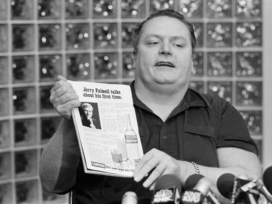 The Twisted History of Larry Flynt
