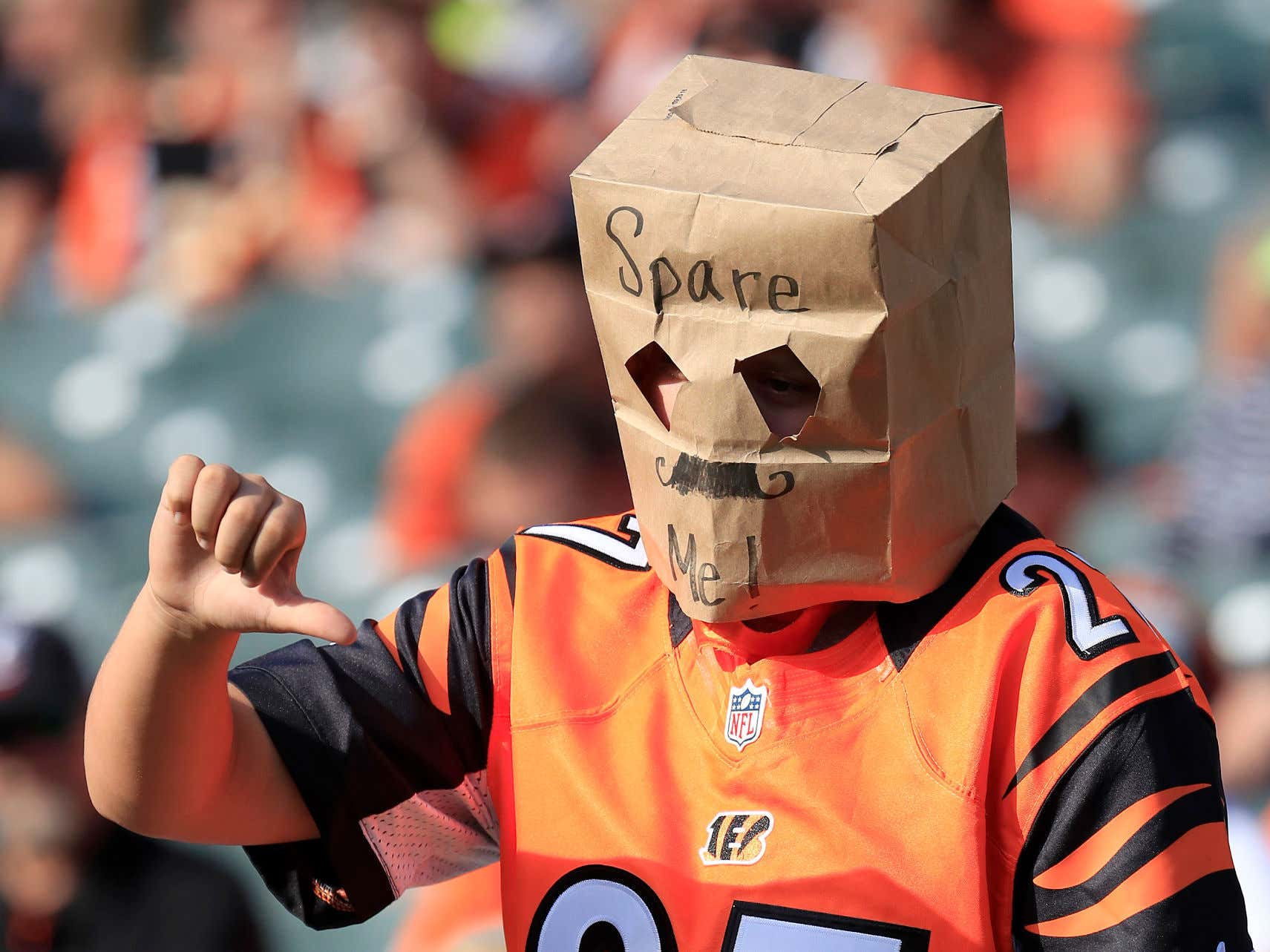 Oh, Look At That! One Instagram Post Shows The Bengals Still Are - And Always Will Be - The Most Dysfunctional Franchise In The NFL