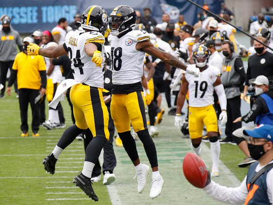 Steelers Almost Kill Me, But They Move To 6-0