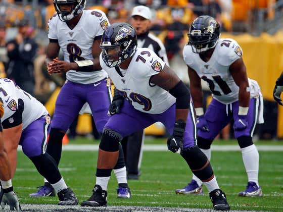 The Ravens Lock Up Another Key Member Of Their Young Core By Signing Ronnie Stanley To A 5-Year Extension