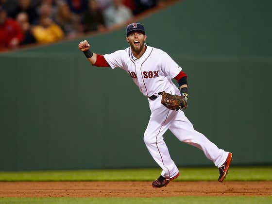 """The Red Sox And Dustin Pedroia Will Discuss A """"Mutual Understanding That Would End His Playing Career"""""""